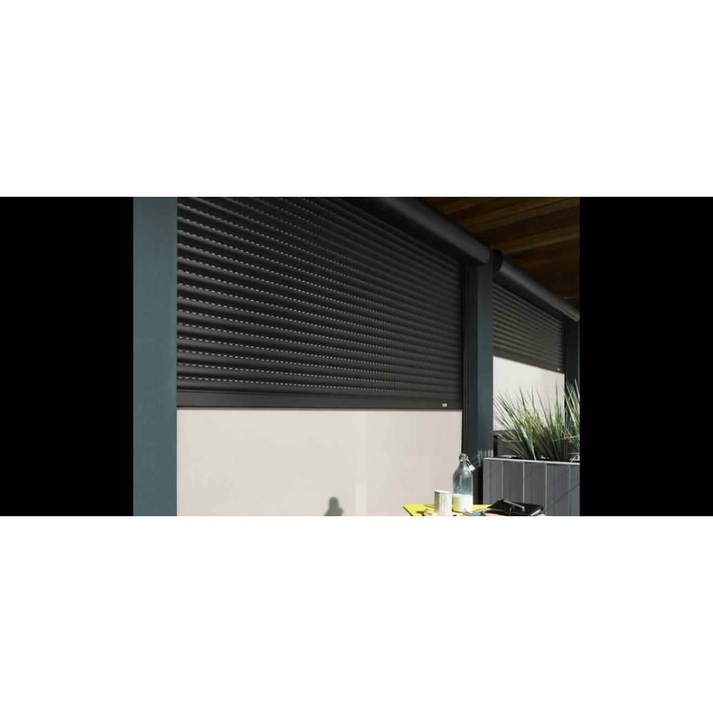 volet roulant grande hauteur interesting volet roulant projection automatique with volet. Black Bedroom Furniture Sets. Home Design Ideas